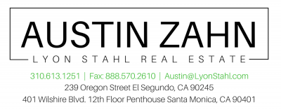 austin zahn real estate